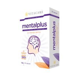 MentalPlus, 30 capsule VitaCare