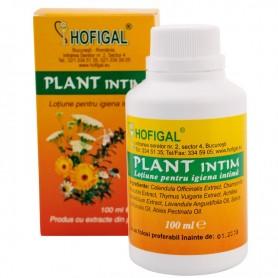 PLANT INTIM LOTIUNE PT IGIENA INTIMA 100ML