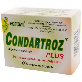 CONDARTROZ PLUS 60CPR