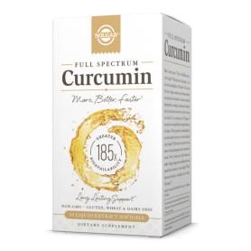 CURCUMIN FULL SPECTRUM softgels 30cps SOLGAR