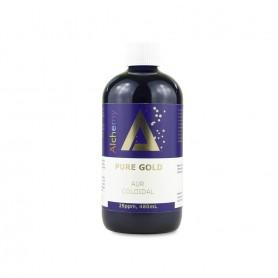 Aur Coloidal PureGold 25ppm 480ML Pure Alchemy