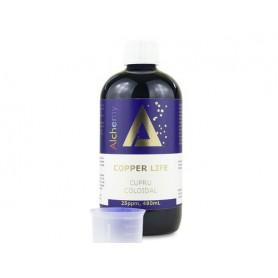 Cupru Coloidal Copper Life 25ppm 480ML Pure Alchemy