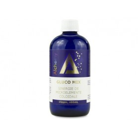 Gluco Mix - Sinergie de Au, Ag, Cr si V Coloidal 15ppm Pure Alchemy