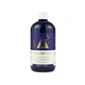Extreme Mix- Sinergie de Au, Zn si Cu Coloidal 20ppm Pure Alchemy