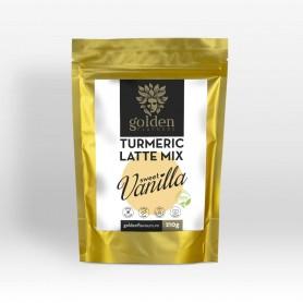 Turmeric Latte Mix Sweet Vanilla Golden Flavours