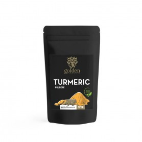Turmeric pulbere 100% naturala, 150g Golden Flavours