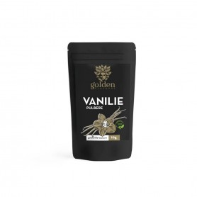 Vanilie pulbere 100% naturala, 10g Golden Flavours