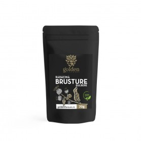 Brusture pulbere 100% naturala, 70g Golden Flavours