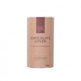 CHOCOLATE LOVER Organic Superfood Mix 200g Your Super
