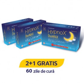 HYPNOX DUOMAX - 60 TABLETE GOOD DAYS THERAPY