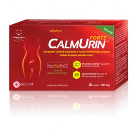 CalmUrin Forte, 20 capsule Good Days Therapy