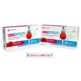 Uroeffect, 10 capsule 2 cutii la pret de 1, Good Days Therapy