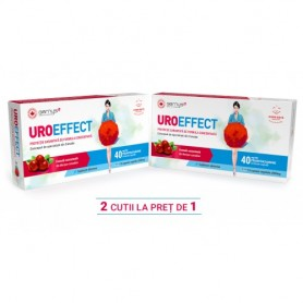 Uroeffect, 10 capsule 2 cutii la pret de 1, Good Days Therapy