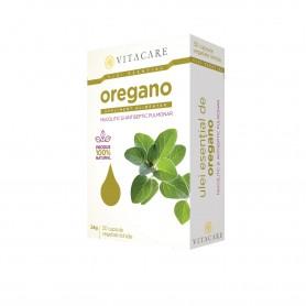 Ulei Esential de Oregano, 30 capsule VitaCare