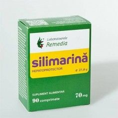 SILIMARINA 70MG-90CPR