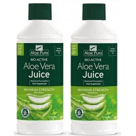 Aloe Vera Suc 1L ( 2 bucati )