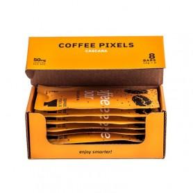 Cascara, Coffee Pixels Pachet 8 bucati X 10g