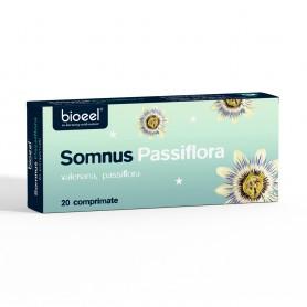 Somnus Passiflora, 20 comprimate Bioeel