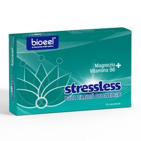 Stressless, 30 comprimate Bioeel