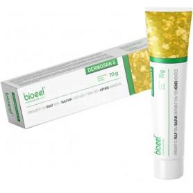 Unguent cu Sulf 10% Dermosan S 70g Bioeel