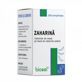 Zaharina, 100 comprimate Bioeel