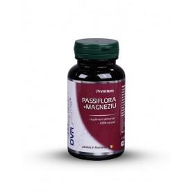 PASSIFLORA + MAGNEZIU 60CPS DVR PHARM