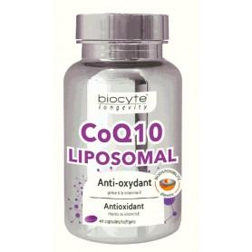 Coenzima Q10 Lipozomala, 40cps Biocyte