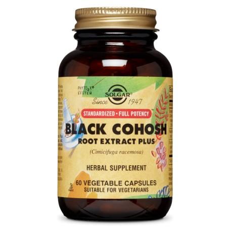 SFP BLACK COHOSH ROOT EXTR. PLUS v.caps 60s SOLGAR