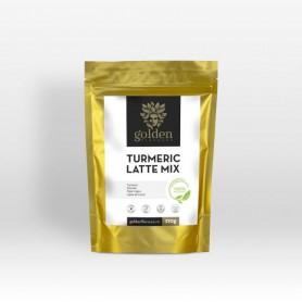 Turmeric Latte Mix, 210g Golden Flavours
