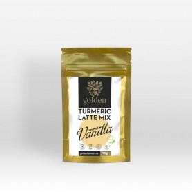 Turmeric Latte Mix Sweet Vanilla, 10g Golden Flavours