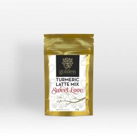 Turmeric Latte Mix Sweet Love, 10g Golden Flavours