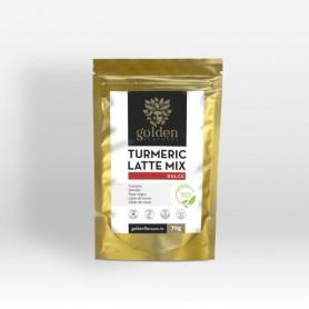 Turmeric Latte Mix Dulce 70g Golden Flavours