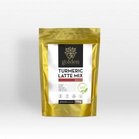 Turmeric Latte Mix Dulce, 210g Golden Flavours