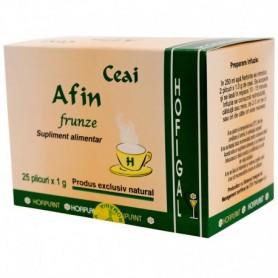 Ceai afin frunze 25 dz