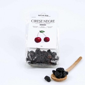 Cirese Negre Uscate, 100g