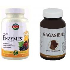 Oferta Super Enzymes, 1 flacon Gratis