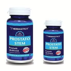 PROSTATO STEM 60+30 capsule Herbagetica