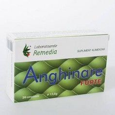 ANGHINARE 500MG 20CPR (FORTE)