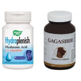 Oferta Hydraplenish Plus Msm, 60 cps, Secom