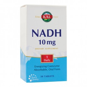 NADH 10MG 30CPR