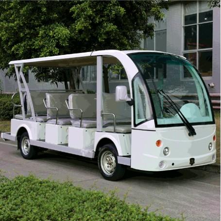Vehicul Electric Minibus, 14 locuri