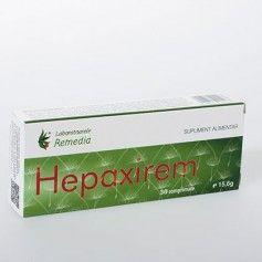 HEPAXIREM 30CPR