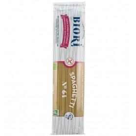 Spaghetti bio din faina de orez integral, 250g Biori