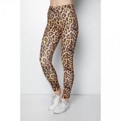Colanti Dama Imprimeu Leopard, Marimea S