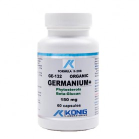 GERMANIUM CU BETA STEROLINI 60 CAPSULE VEGETALE