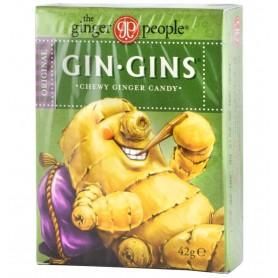 Bomboane Moi cu Ghimbir, 150g Gin Gins