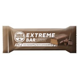 EXTREME BAR CIOCOLATA - Baton proteic energizant - 46 gr - GOLDNUTRITION®