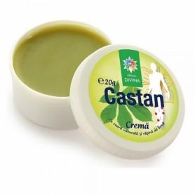 Crema cu Castan, 20g Steaua Divina