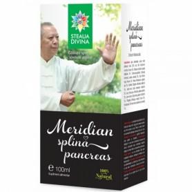 Meridian Splina Pancreas, Tinctura 100ML Steaua Divina