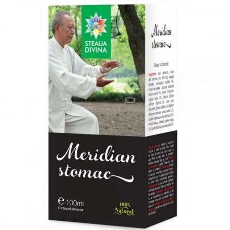 Meridian Stomac, Tinctura 100ML Steaua Divina